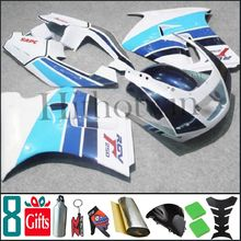 RGV250 1990 1991 1992 1993 1994 1995 1996 blue and white Body Kit Fairing For Suzuki RGV250 1994 1995 1996 RGV 250 1990 1991 199