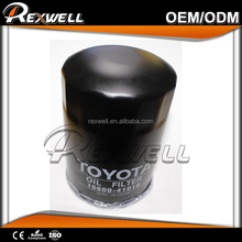 Hot Selling car oil filter for Toyota Auto parts 15600-41010