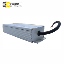 100w 80w 60w constant voltage led driver transformer 12v 24v 48v waterproof IP67 led driver switching power supply 24v