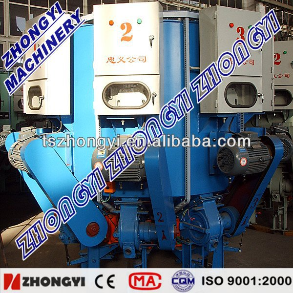 10 Nozzles Automatic Rotary Cement Filling Machine BHYW-10D