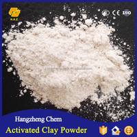 Activated Bleaching Clays