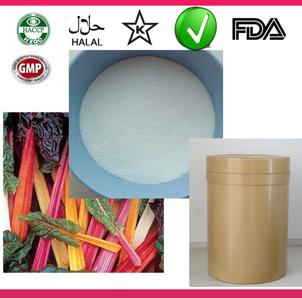 Mainland China's leading manufacturer candy glucosyl stevia extract 90% stevioside pure powder