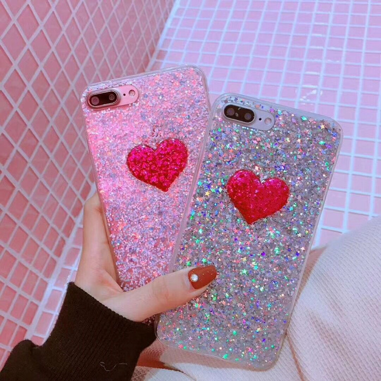 Wedding Dress Girl Bling Glitter TPU Silicon Cell Phone Case for iPhone X 10 , for iPhone X Cases