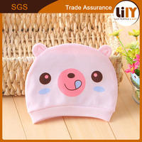 Soft felt hat knitted hat cute cotton beanie knit baby animal hat