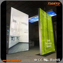 10ft 20ft aluminum exhibition booth for clothes