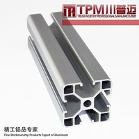 China supplier structual aluminum profile extrusion