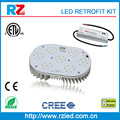 8 years warranty UL ETL listed led retrofit kit for 230v g4 halogen lamp replacement