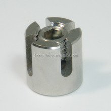 Stainless steel crossed wire rope clip
