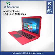 Hot selling 14 inch laptop with 64GB ROM