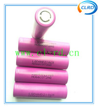 LG HD2 18650 battery high drain rechargeable battery 3.7v 2000mah wholesale