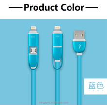 1M USB to 8Pin Slim Light ning Connector Cable for iPhone iPad iPod