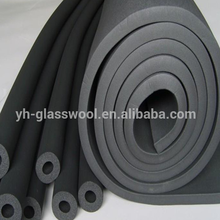 Nitrile rubber foam insulation/ closed cell flexible rubber foam /black rubber foam