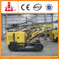 Four Cylinder Diesel Engine Driven KG920B Borehole Drilling Machine Price