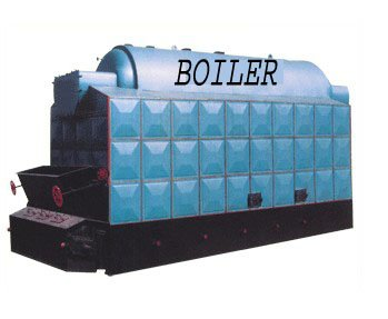 2014 JINXIN timber waste fired hot water boiler for sales