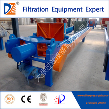 Automatic Feeding and Discharging Hydraulic Filter Press