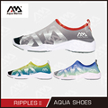 Ripples II quick dry water aqua beach shoes with polyester