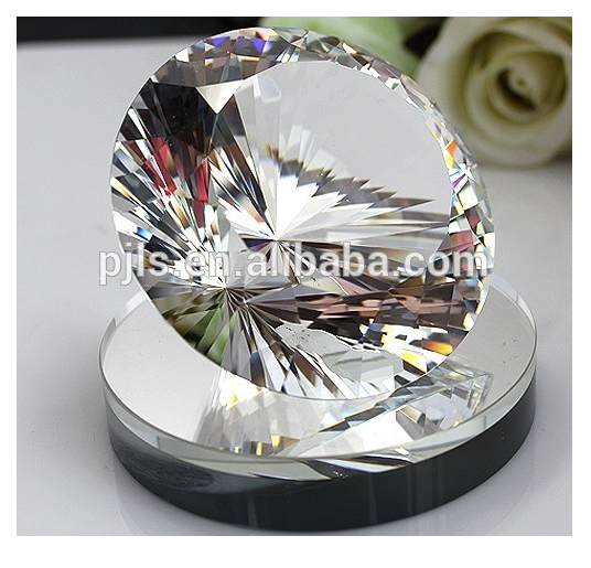 engraved glass stone indian wedding return gifts crystal diamond