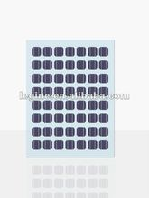 LNE-BIPV 310W High efficiency bipv roofing solar panel, pv double glass solar panel building integrated photovoltaic system