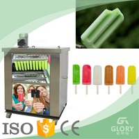 The popsicle equipment manuafacturer 2 moulds speediness Popsicle machine ice lolly machine /popsicle maker
