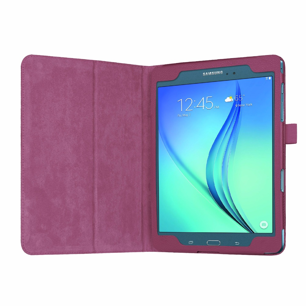 8 inch Tablet Case for Samsung Galaxy Tab A T350, Flip Leather Tablet Pc Cover for Samsung