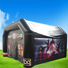 Music festival night club disco party event used inflatable disco house tent for sale