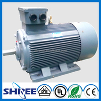 low voltage 380V 0.75-375kw IC411 ye2 2hp electric motor