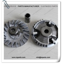 Scooter clutch, driven wheel assembly JOG 90 100cc clutch engine parts