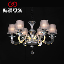 CENYU new design type european chandelier lamp wall light pendant light remote controller