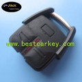 Topbest good price 3 buttons car key shell for remote case NO LOGO with light car key case