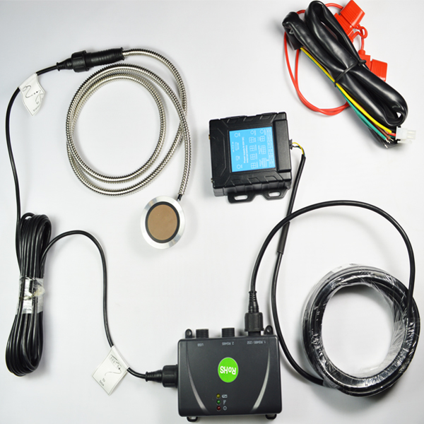 GPS tracking solution Diese fuel level sensor