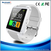 China Cheap Price U8 Smart Watch With Camera And SIM Card Slot, Touch Screen Wristwatch