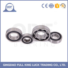 deep groove structure and motorcycle deep groove ball bearing