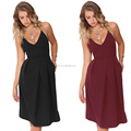 OEM fashion latest ladies summer sexy dress , wholesale women lady fashion dress
