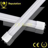 High quality LED tube light 1900 lumen SMD2835 led red tube 8 2014
