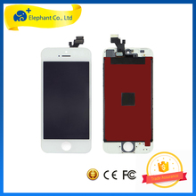 Hot Sale for iPhone 5 LCD Touch White Color , LCD Touch Screen Digitizer Assembly for iPhone 5