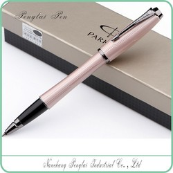 luxury Metal urban gel parker cap-off hot style metal parker ink refill pen