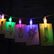 LED Decorate Clips LED Photo Clip String Lights