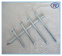 Hot selling factory price/china black concrete nail/standard zinc galvanized concrete nails