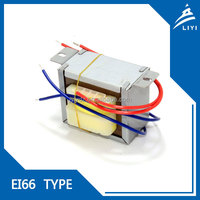 EI66 240 volt 12 volt second-hand Transformers from Chinese Factory