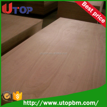 Hardwood core 9mm pencil cedar plywood for furniture