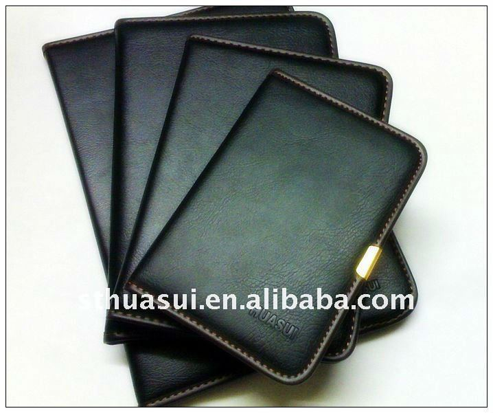 a5 imitation leather portfolio