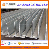 China Steel T Bar