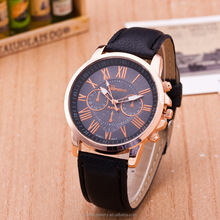 Fashion women Watch Leather 5 colors Wholesale China Watches Latest Wrist Watches For Girls Diamond Brand