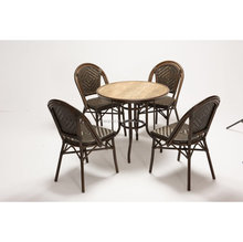 Patio furniture Bistro chair & table Set HS30035C&HS 20108DT