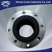 Forged Drilled ANSI Flange High Flexible Reducing Union Rubber Joint