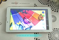 Cheapest Capacitive Touch Screen Android Dual Core MTK6572 7 inch Call 2 cameras Mini laptop 3G Tablet PC
