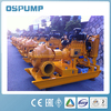 Water pump equipment double suction 30m head electric