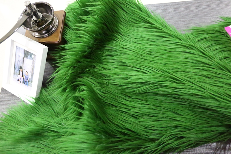 STABILE 2017 Fashion plush fabric per meter ballast manufactured in China