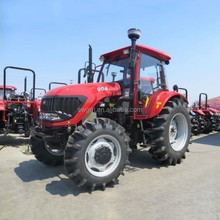 2015 New DQ904 90HP 4x4 4WD Rice Paddy field Farm tractor for sale