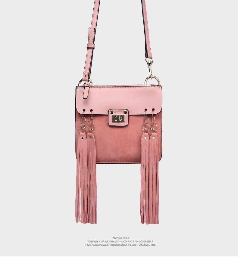 Ladies Hot Sale Bag 2017 Small Hobo Fashion Tassel Handbags Cheap ...